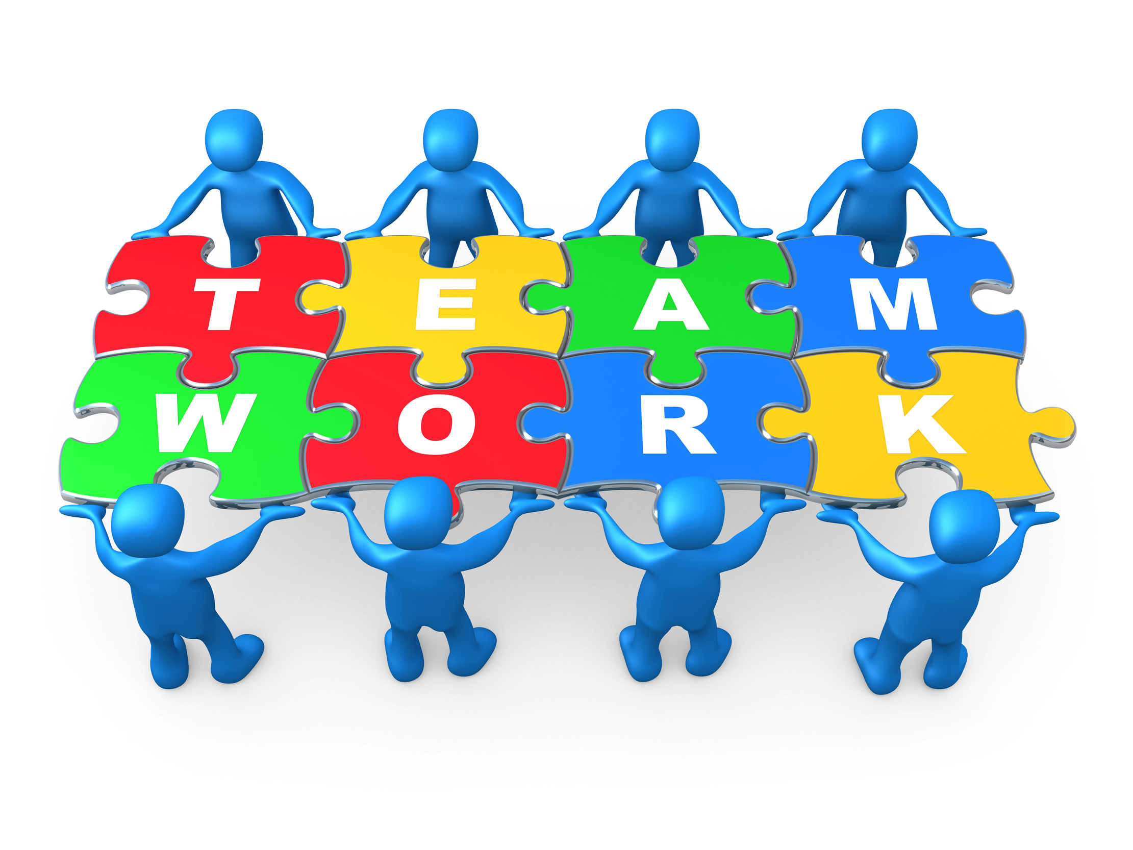 mlm software company team work