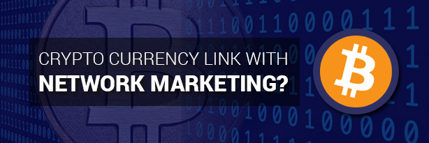 crypto currency with network marketing