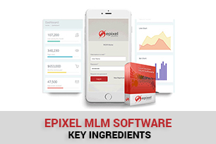 Epixelm MLM Software Key Ingredients