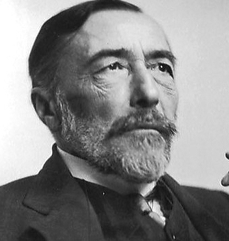 Joseph Conrad - Polish-British writer