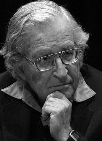 Avram Noam Chomsky American linguist - United States