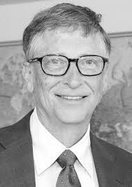 Bill Gates American Business Magnate
