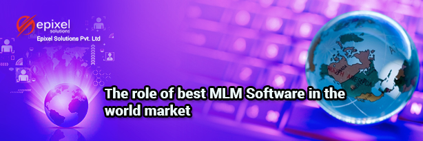 Role of Best MLM Software world market