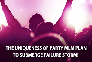 uniqueness of Party MLM Plan